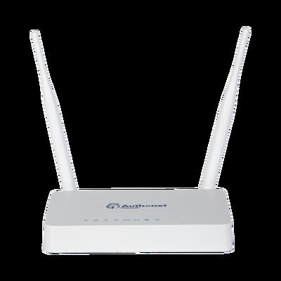 Firewall Authonet (Protección de Intrusos, Ransomware, Red Interna y WAN) con Access Point integrado, Filtro de Contenidos Avanzado, Bloqueo de puertos e IP, 4 Puertos LAN