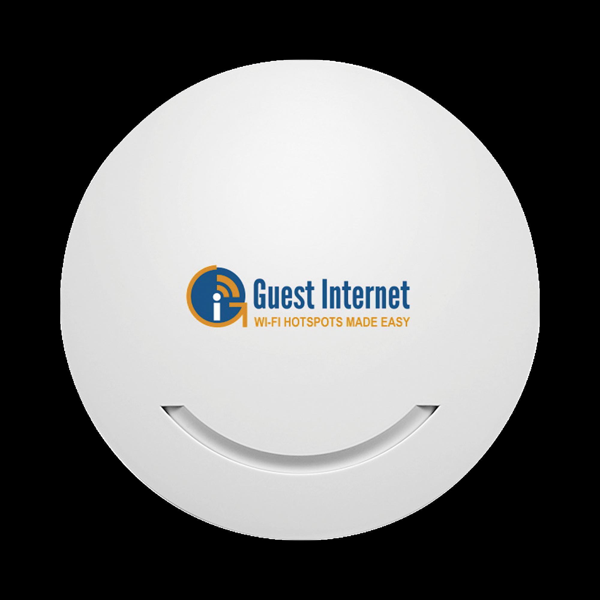 Hotspot con Punto de Acceso para usuarios concurrentes ilimitados uso en interior