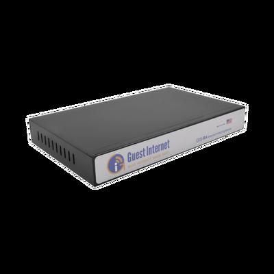 Hotspot para la venta de códigos de Internet, configuración mediante WIZARD, 1 puerto WAN, 4 puertos LAN, Throughput 150 Mbps