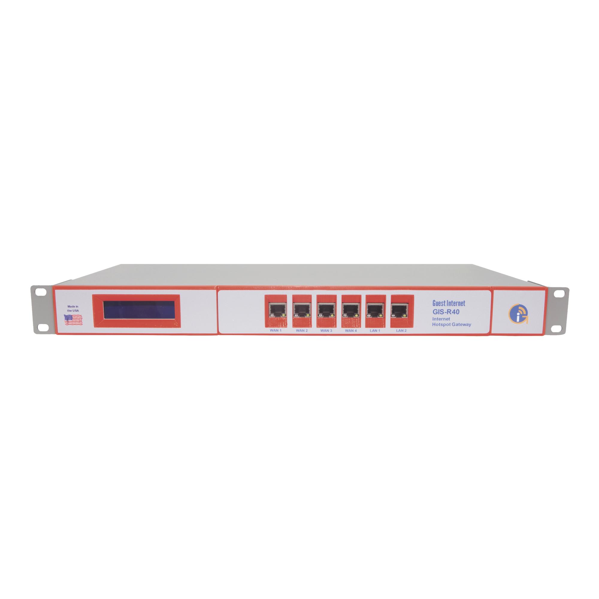 Hotspot con capacidad de hasta 1000 usuarios concurrentes, un Throughput de 300 Mbps y configuracion sencilla y rápida
