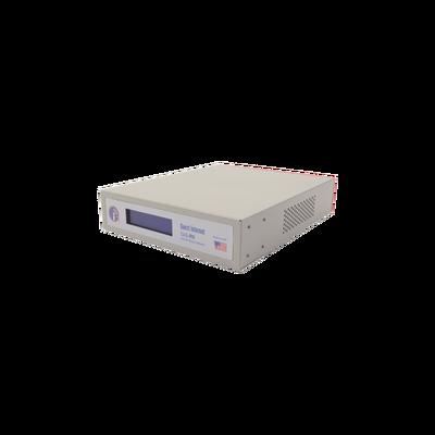 Hotspot con capacidad de hasta 100 usuarios concurrentes, un Throughput de 100 Mbps y configuración sencilla y rápida
