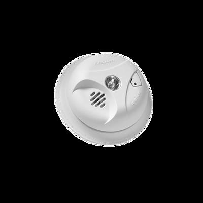 Detector de humo autónomo a batería de 9 V cd con luz