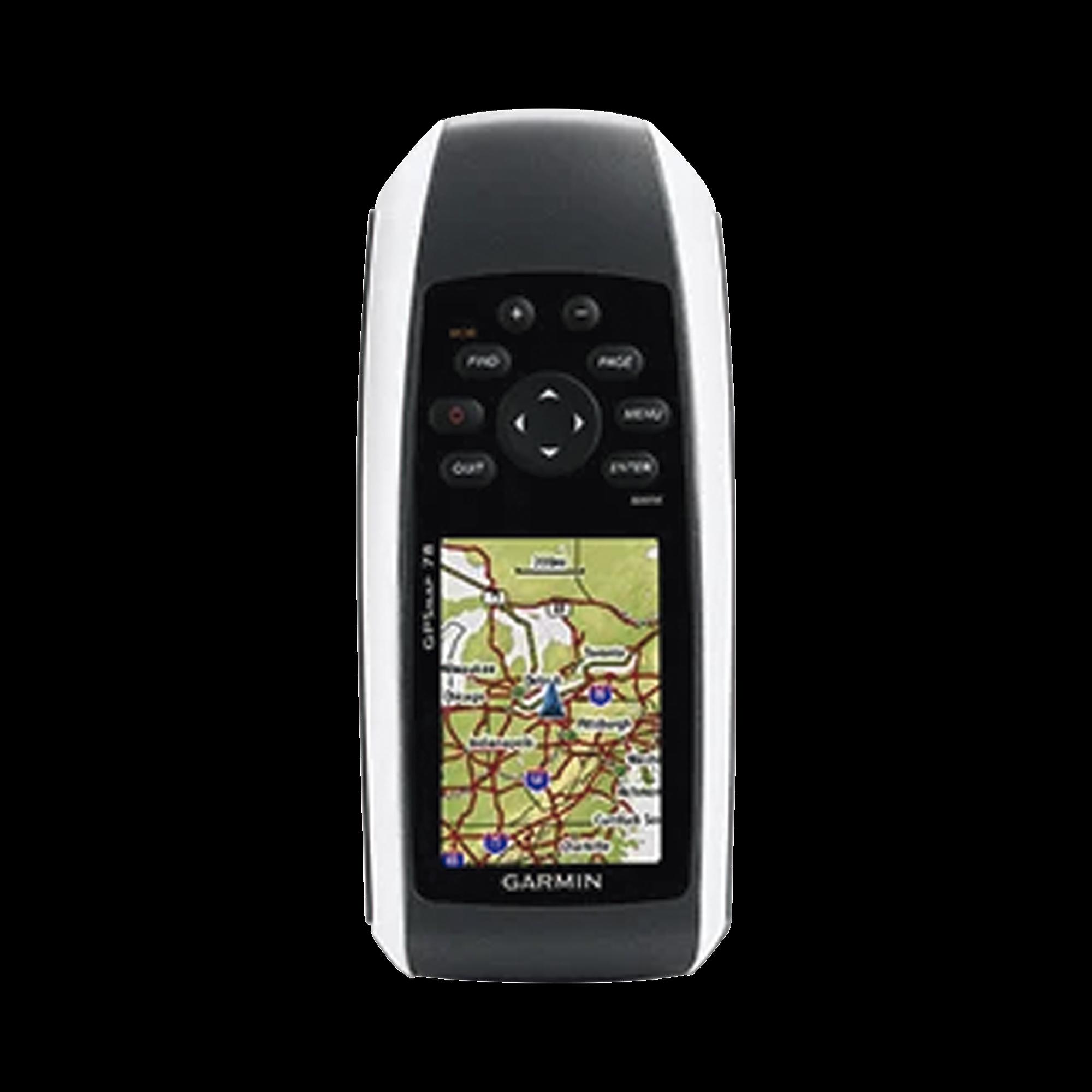 GPSMAP 78, equipo portátil ideal para navegación y deportes acuáticos, con capacidad de  flotar, pantalla a color y sumergible IPX7