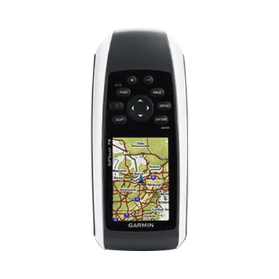 GPS portátil GPSMAP 78, ideal para navegación y deportes acuáticos, con capacidad de  flotar, pantalla a color y sumergible IPX7