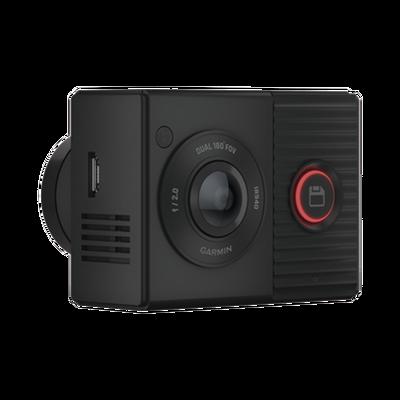 Cámara Tandem. grabador de video al frente y atrás para vehículo, incluye memoria micro SD