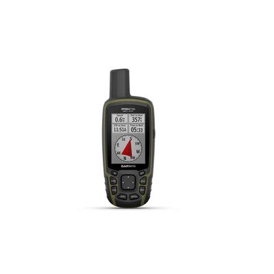 GPS portátil, GPSMAP 65S de alta precisión con pantalla a color de 65,000 colores, con altímetro y brújula integrada