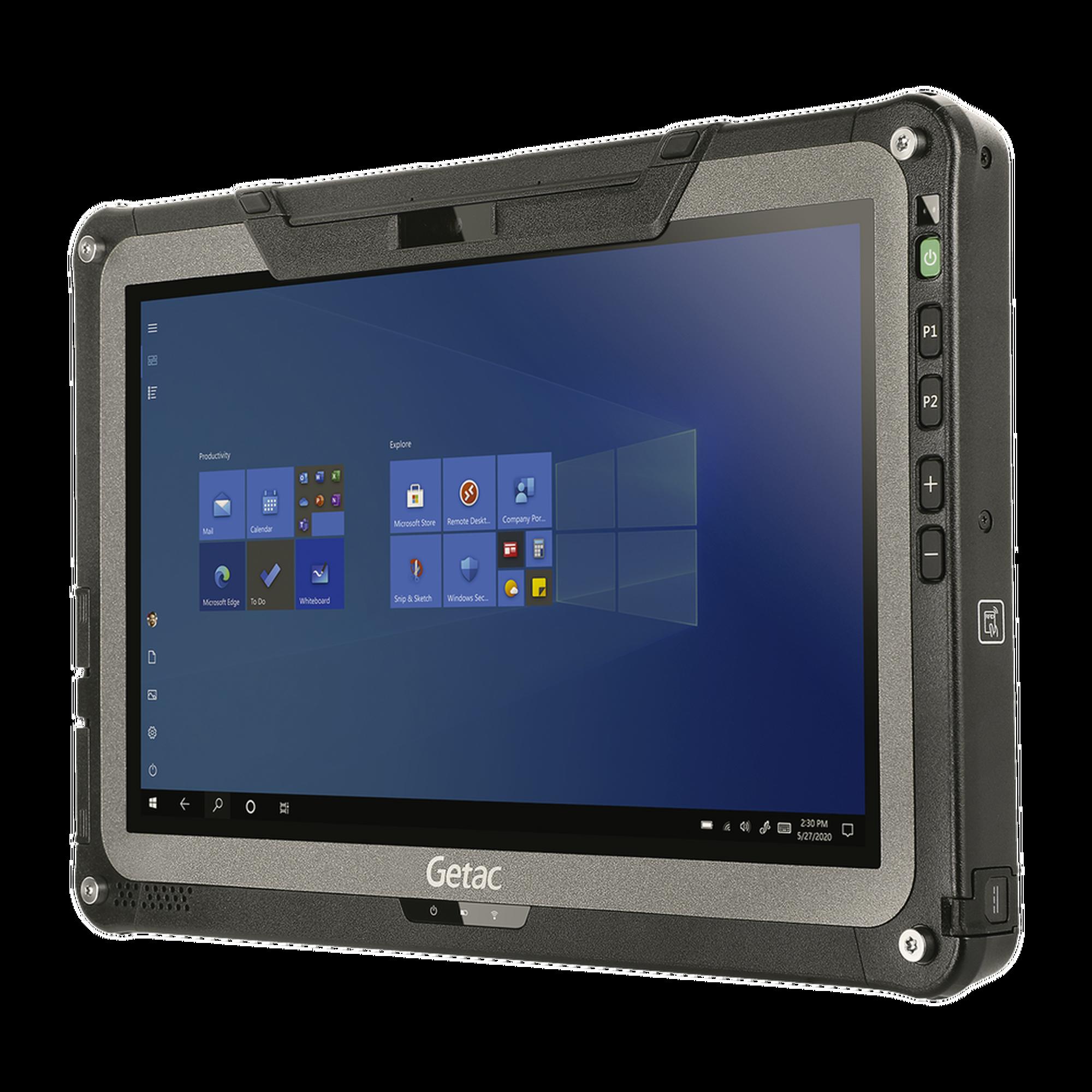 Tableta F110 G5 totalmente robusta / Pantalla 11.6 / Windows 10 / 8GB RAM / Procesador Intel Core  i5-8365U vPro