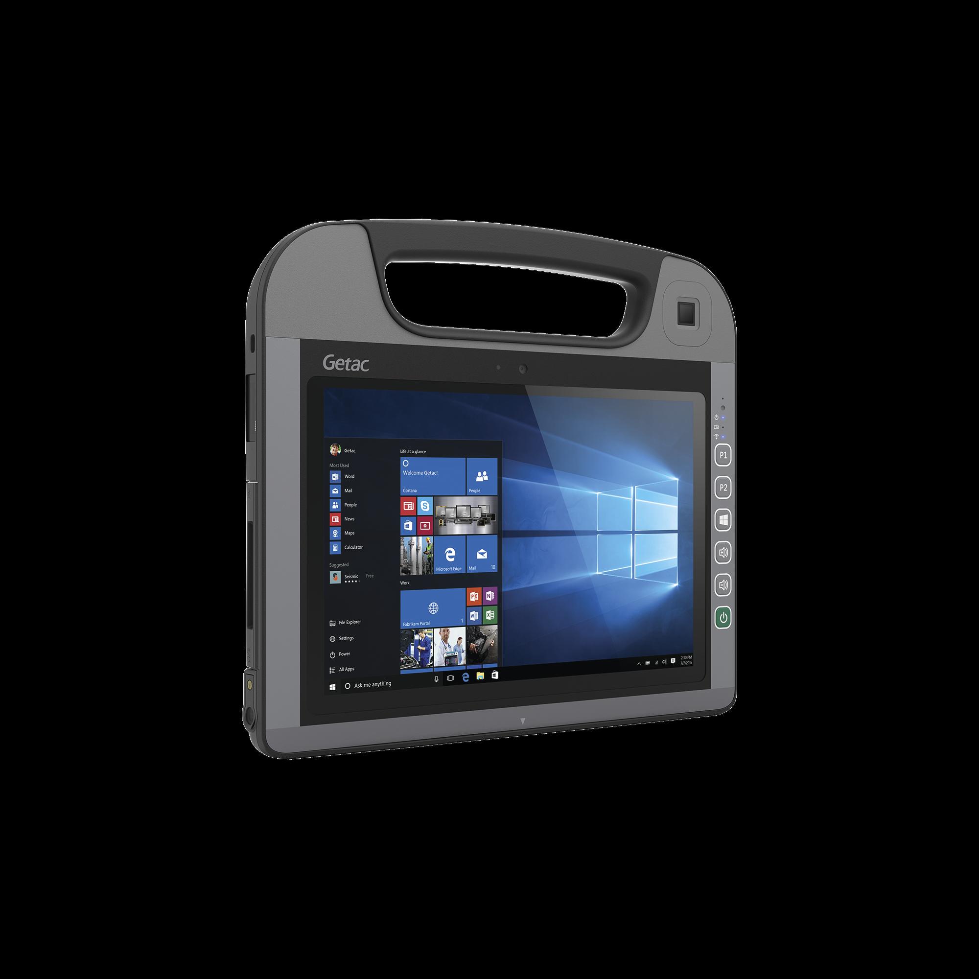 Tableta Totalmente Robusta / Pantalla 10.1 Pulgadas / Windows 10 / 4GB de RAM