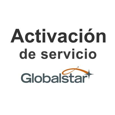 Activacion de GPS para el uso de servicio de satelites GLOBALSTAR