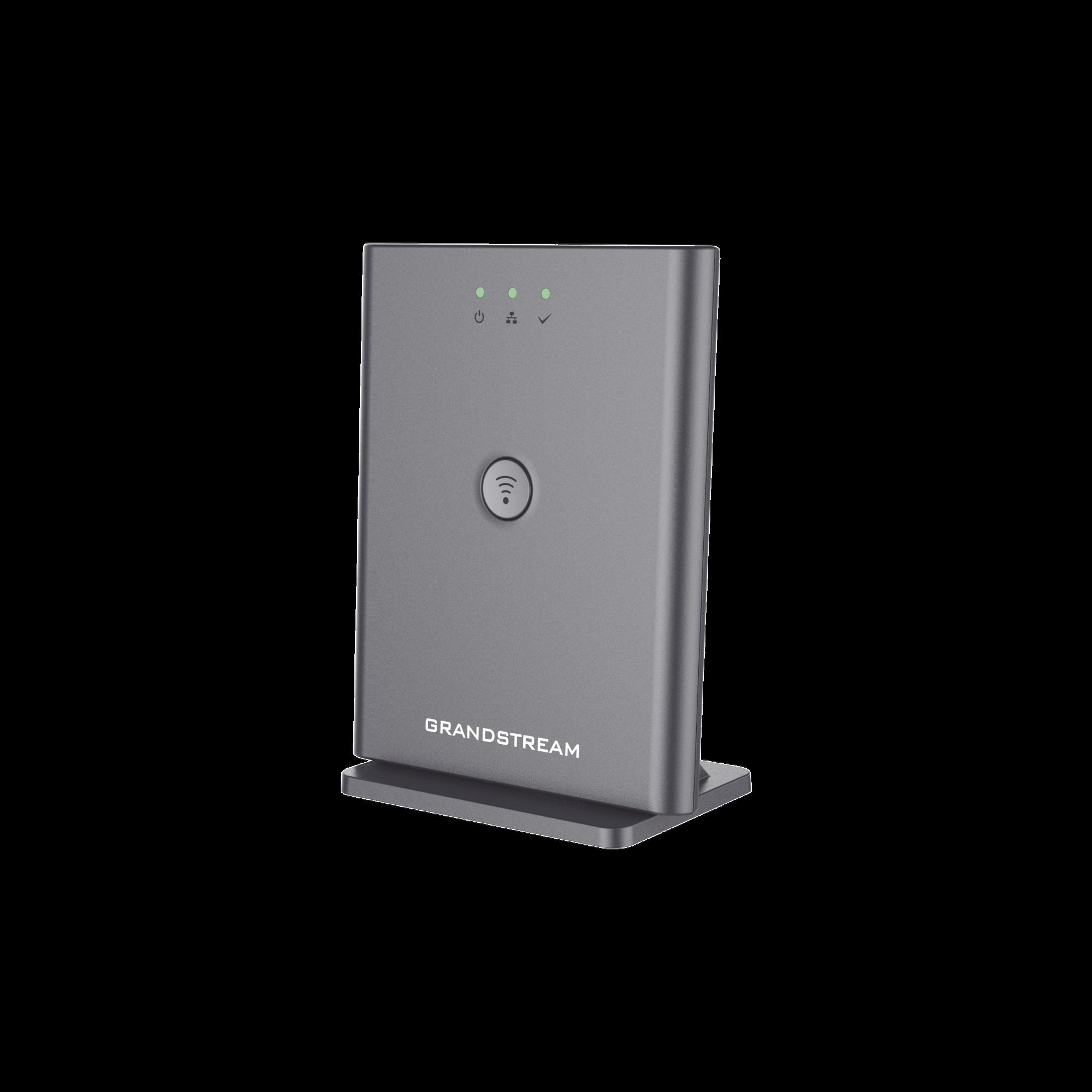 Estación Base VoIP DECT de largo alcance con modelo DP730, compatible con DP722, DP720