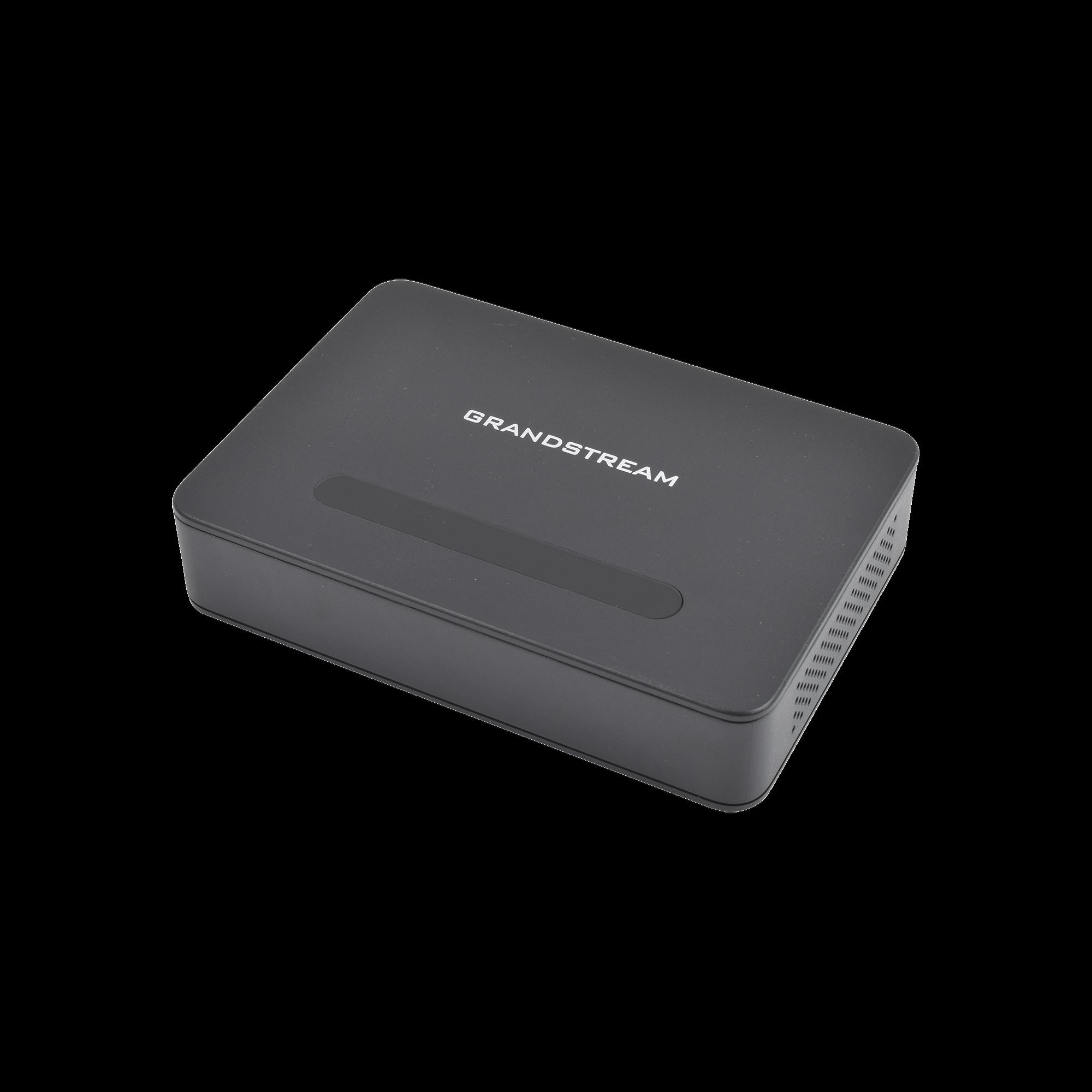 Repetidor DECT para base DP750 y handset DP720, hasta 300 m en exterior y hasta 50 m en interior