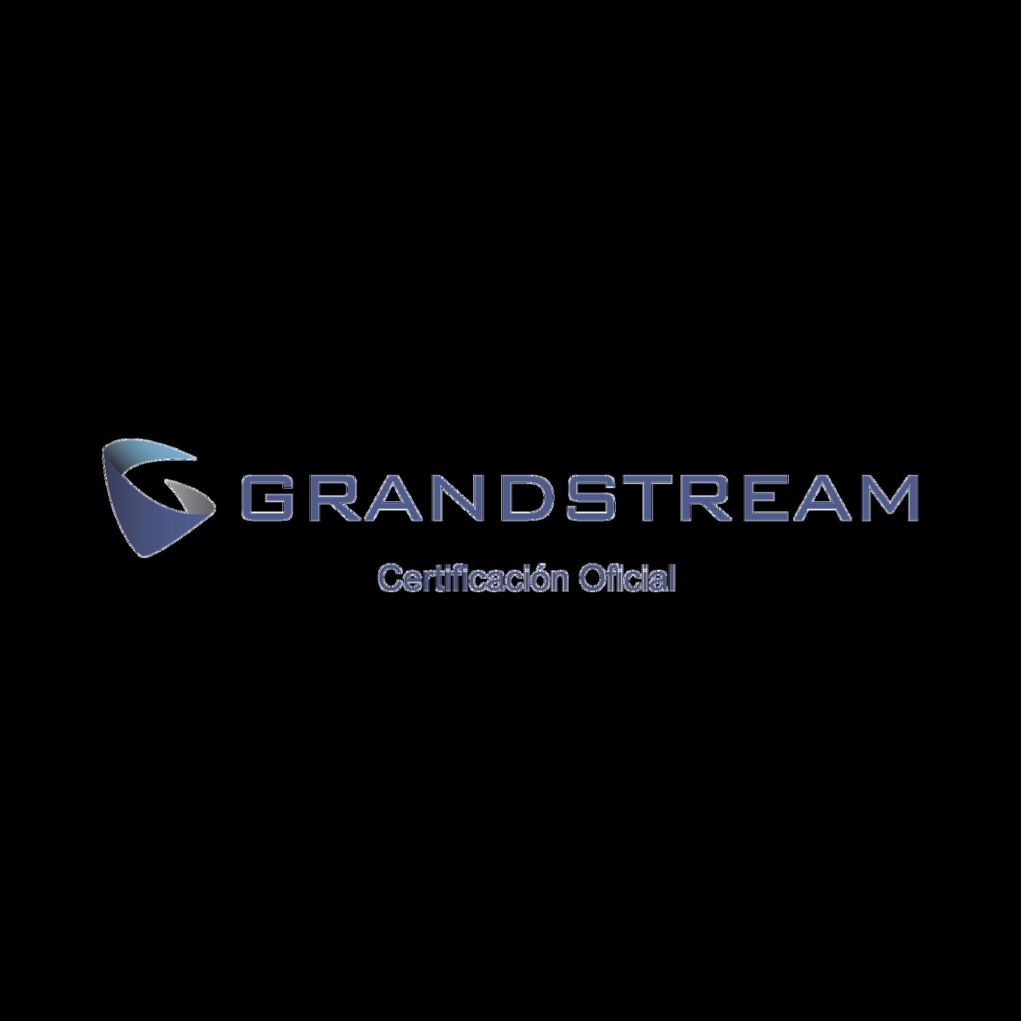 Certificación Oficial Grandstream para Implementación de Conmutadores IP