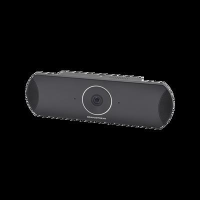 Sistema de Video Conferencia 4k Multi-Plataforma ePTZ, 2 Salidas de video HDMI, audio incorporado y Control Remoto