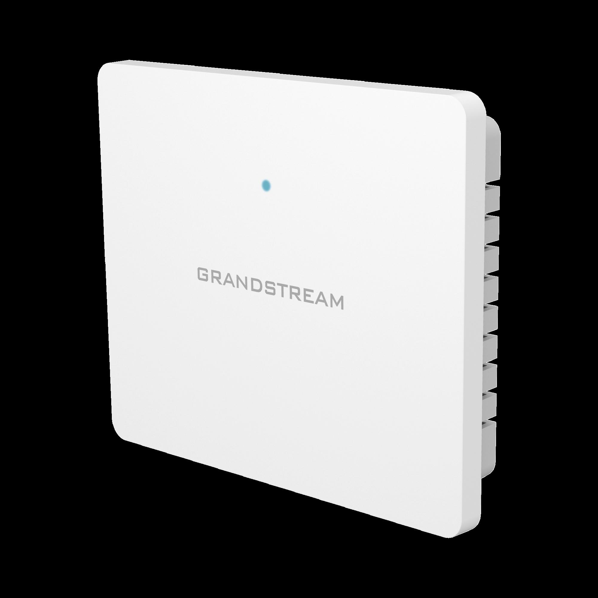 Punto de Acceso Wi-Fi con Switch Ethernet Integrado, configuración desde la nube o stand-alone.