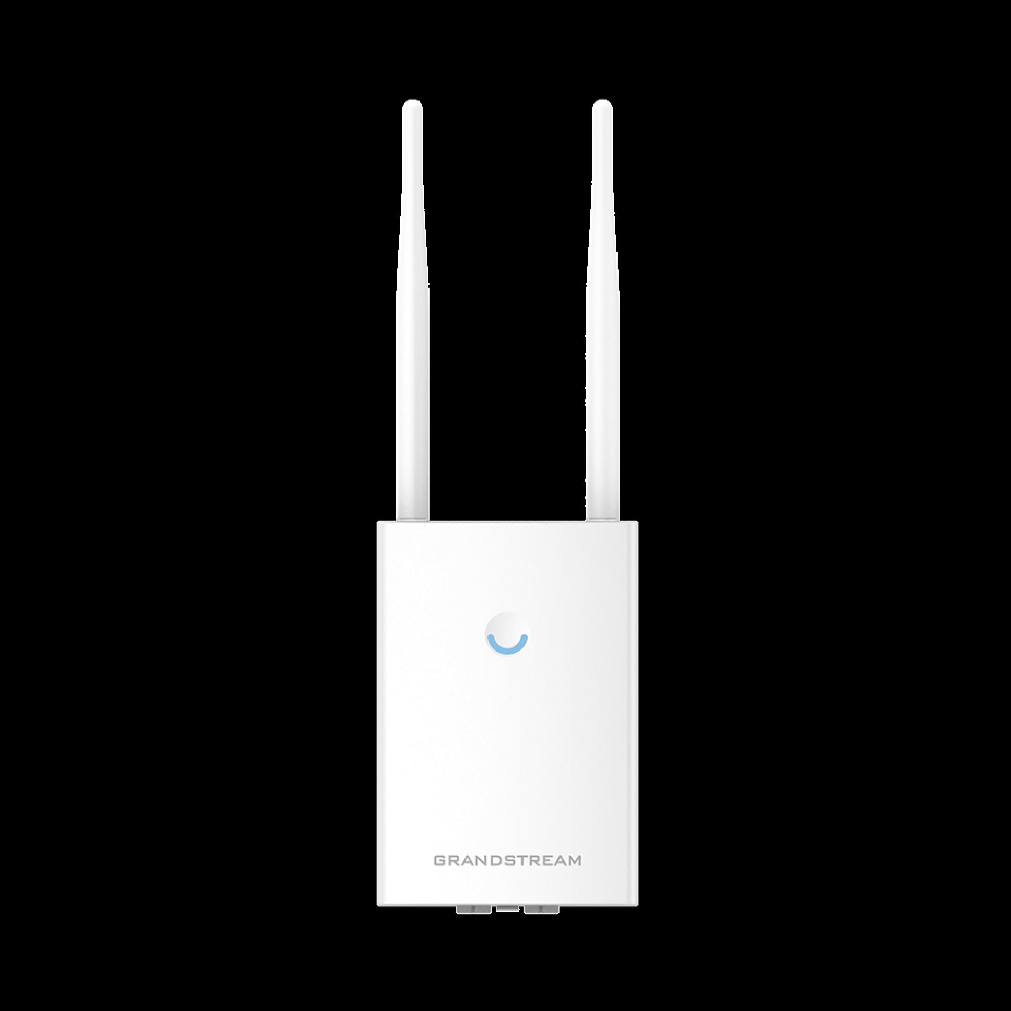 Punto de acceso para exterior Wi-Fi 802.11 ac 1.27 Gbps, Wave-2, MU-MIMO 2x2:2 con administración desde la nube gratuita o stand-alone, controlador integrado para hasta 50 APs.