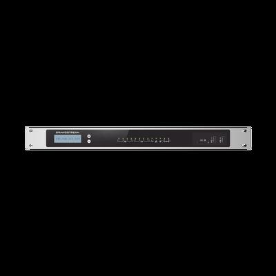 Conmutador IP-PBX 2000 usuarios, 4FXO, 4FXS,  para solución de comunicaciones unificadas y colaboración