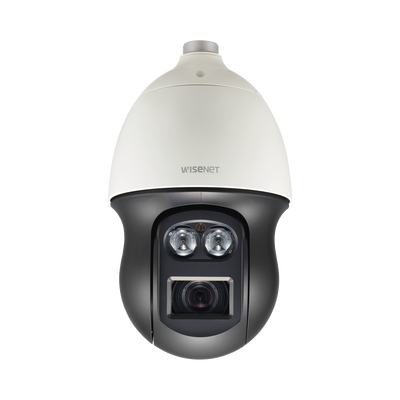 Domo IP PTZ Antivandálico 2MP / 100m IR / Zoom Óptico 23X / H.265 & WiseStream  / WDR 120DB / IP66