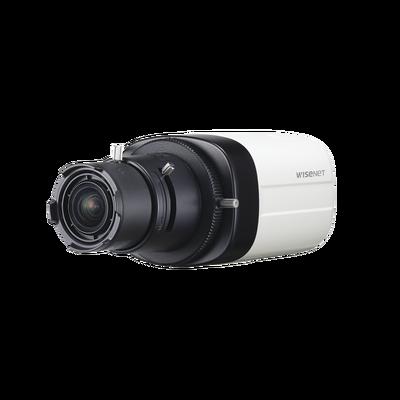 Cámara Box Híbrida / AHD 2 Megapixel (1080p) / CVBS Analógica / WDR / HLC