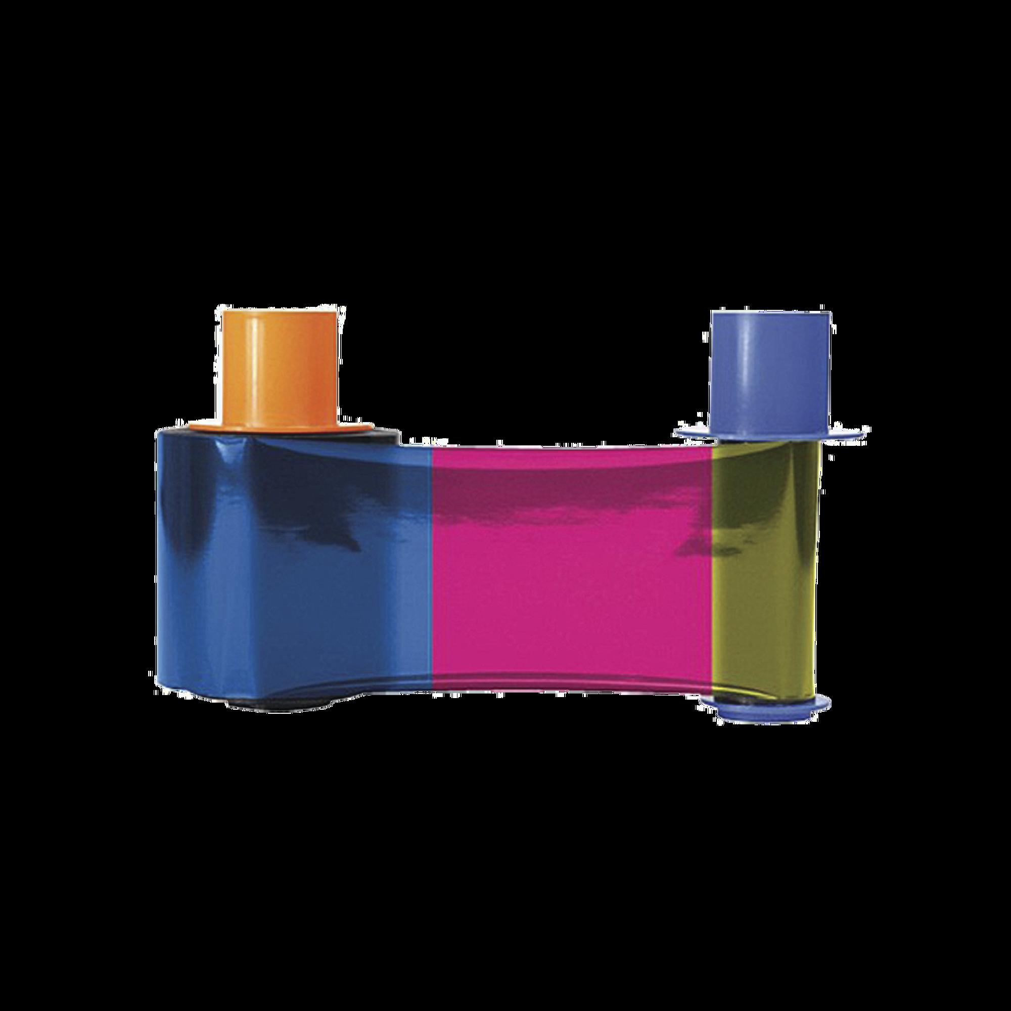 Ribbon YMCKO para DTC1500 / 500 impresiones