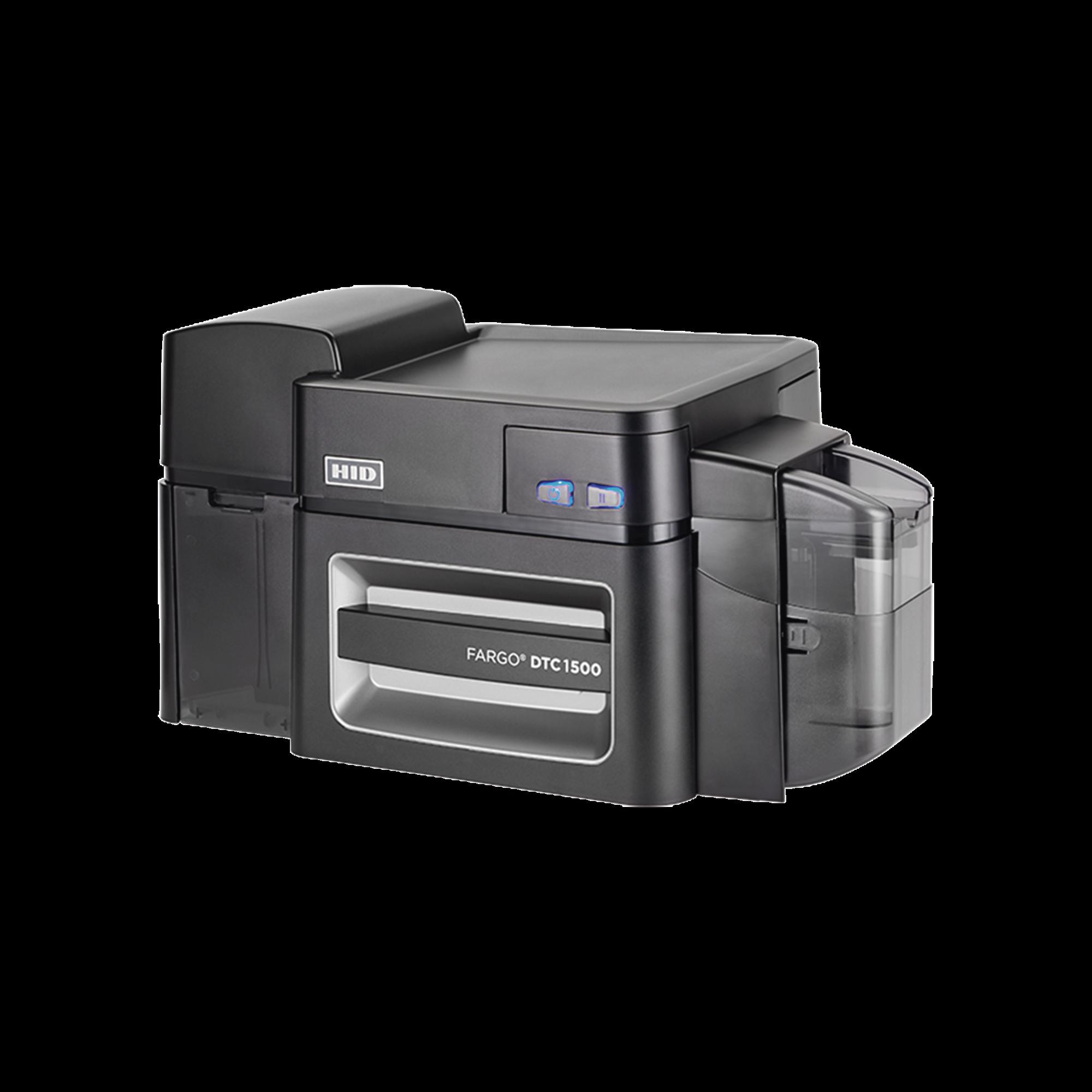 Impresora Profesional de Una Cara DTC1500/ Borrado información/ Marca de Agua
