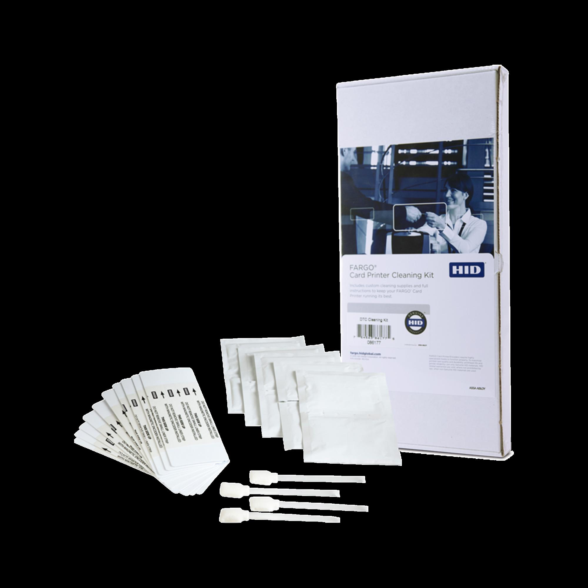 Kit de Limpieza para Impresora HDP5000