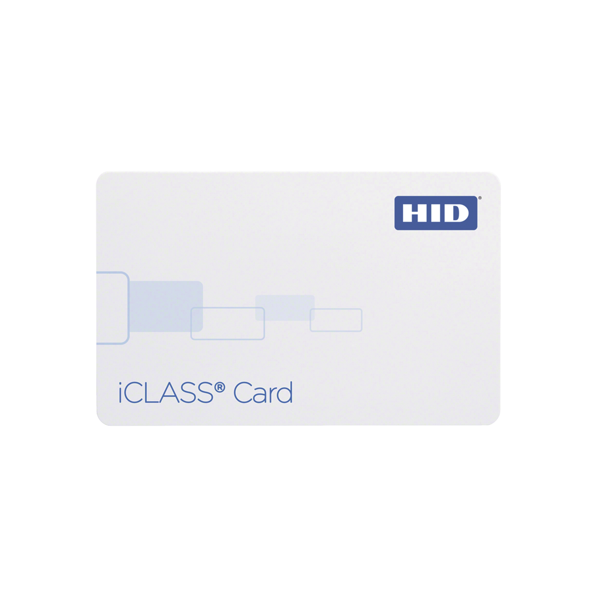 Tarjeta iClass  2k/ SIN PROGRAMAR/ Garantía de Por Vida