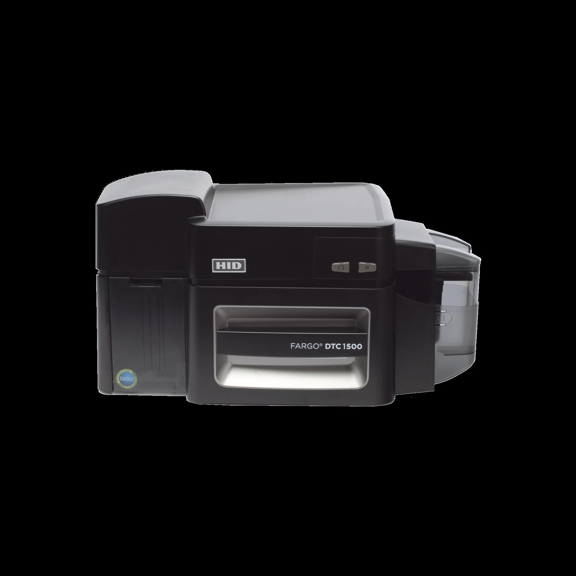 Kit de Impresora Profesional de Una Cara DTC1500/ Borrado información/ Marca de Agua/ Incluye Ribbon y Software