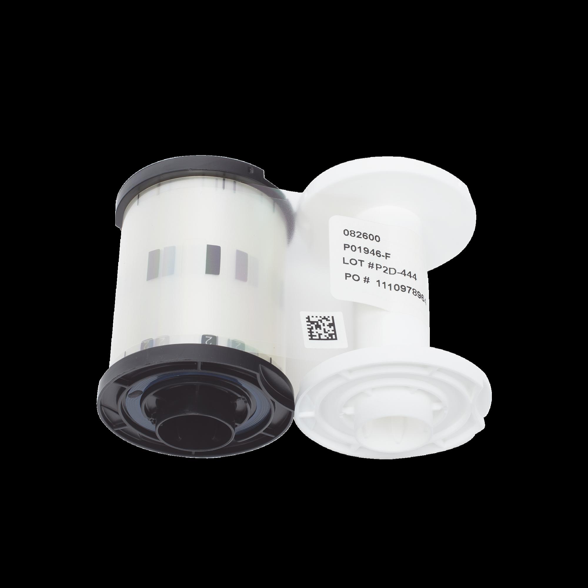 Cinta de laminación Transparente 0.6 mil para HDP5000 con laminación /Compatible con DTC4500e, DTC4500, HDP5000, HDP8500/ Capacidad de 250 laminados por un solo lado.