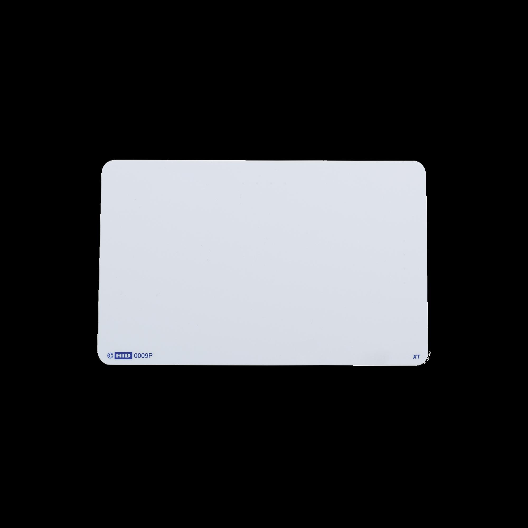 Tarjeta de Proximidad ISOProx II (1586LGGMN) HID  Imprimible (Delgada) / Material más Resistente que el PVC convencional / Garantía de por Vida /1386