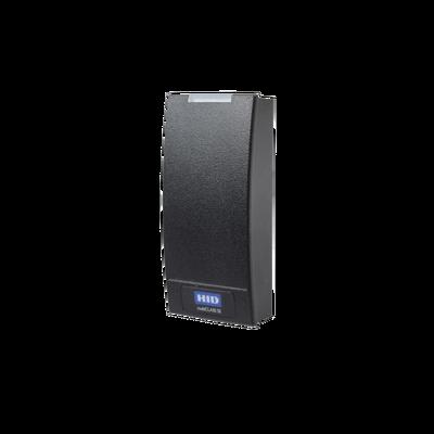 Lector HID R10 INDALA, iClass SEOS(no clonable)/iClass SE/ iClass SR/ iClass /Mifare Classic, DesFire / Garantía de por vida