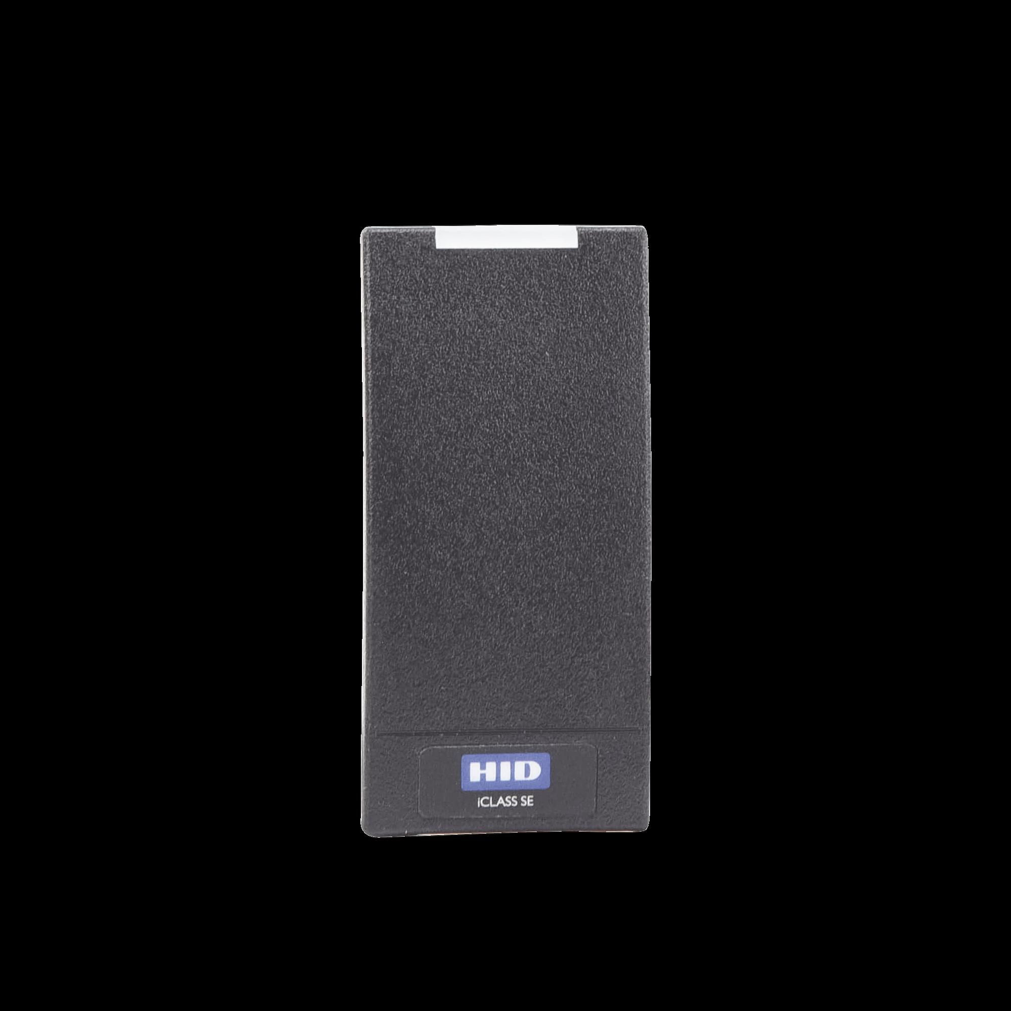 Lector R10 para Tecnología iClass SEOS y MobileID NFC & Bluetooth/ Garantía de por Vida/ 900NBNNEK20000