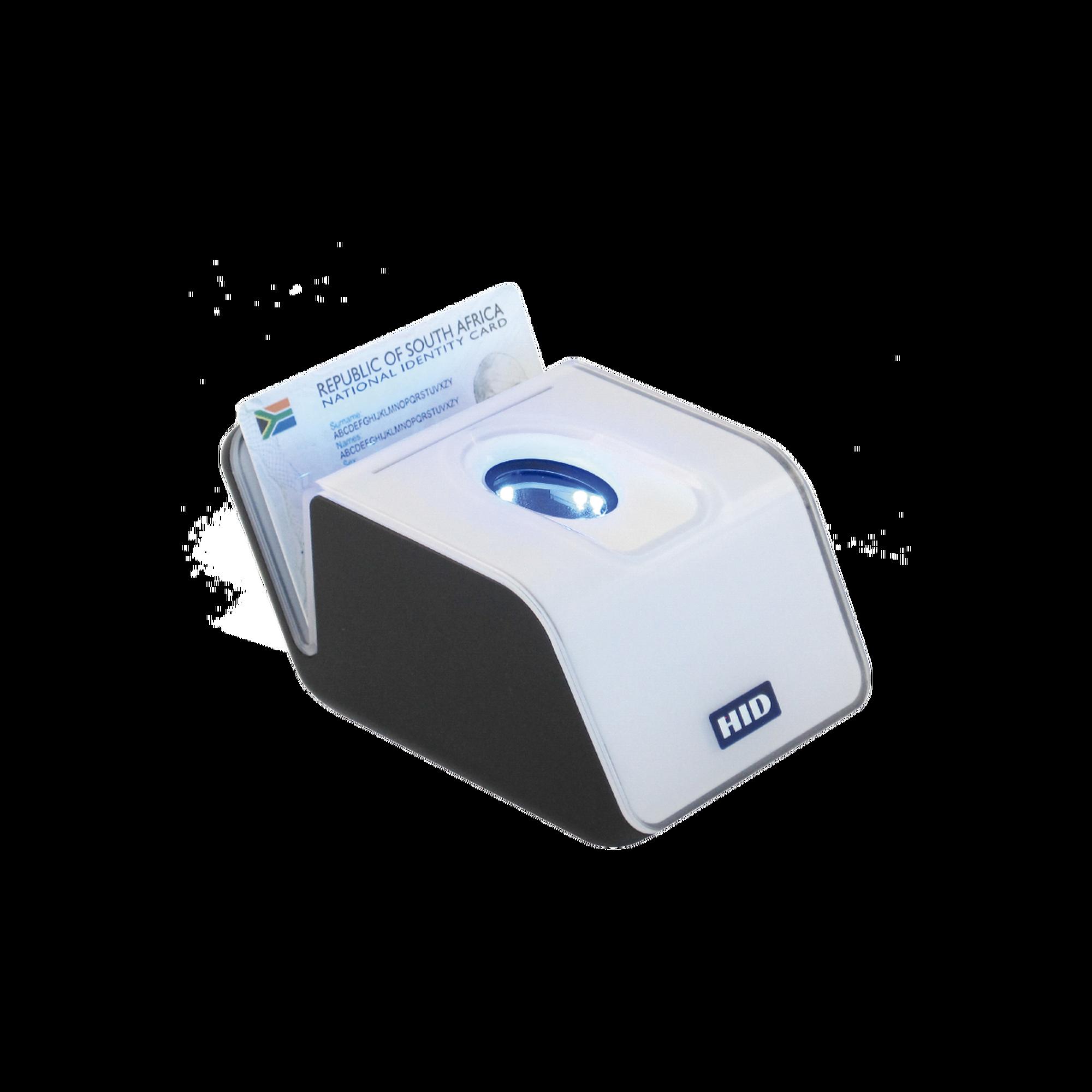 Lumidigm V-Series V371 Lectora de huella digital/ Multiespectral + iClass /Doble Verificación