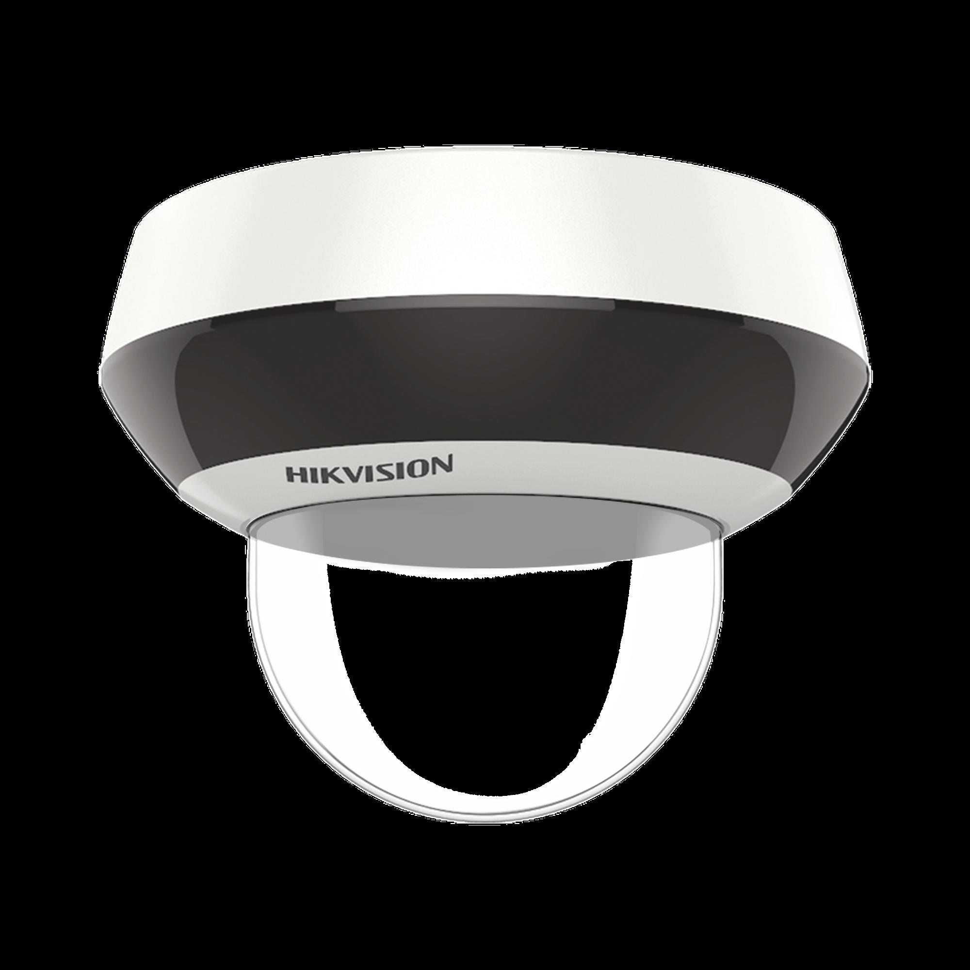 Burbuja Transparente para Mini PTZ / HIKVISION / HiLook / IP66 / IK10