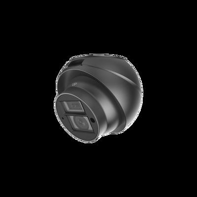 Cámara Móvil TURBO 720P / Lente 2.1 mm / Conexión Tipo Aviación  / Exterior IP68 / Diseño Antivibración / Micrófono Integrado / 30 mts IR