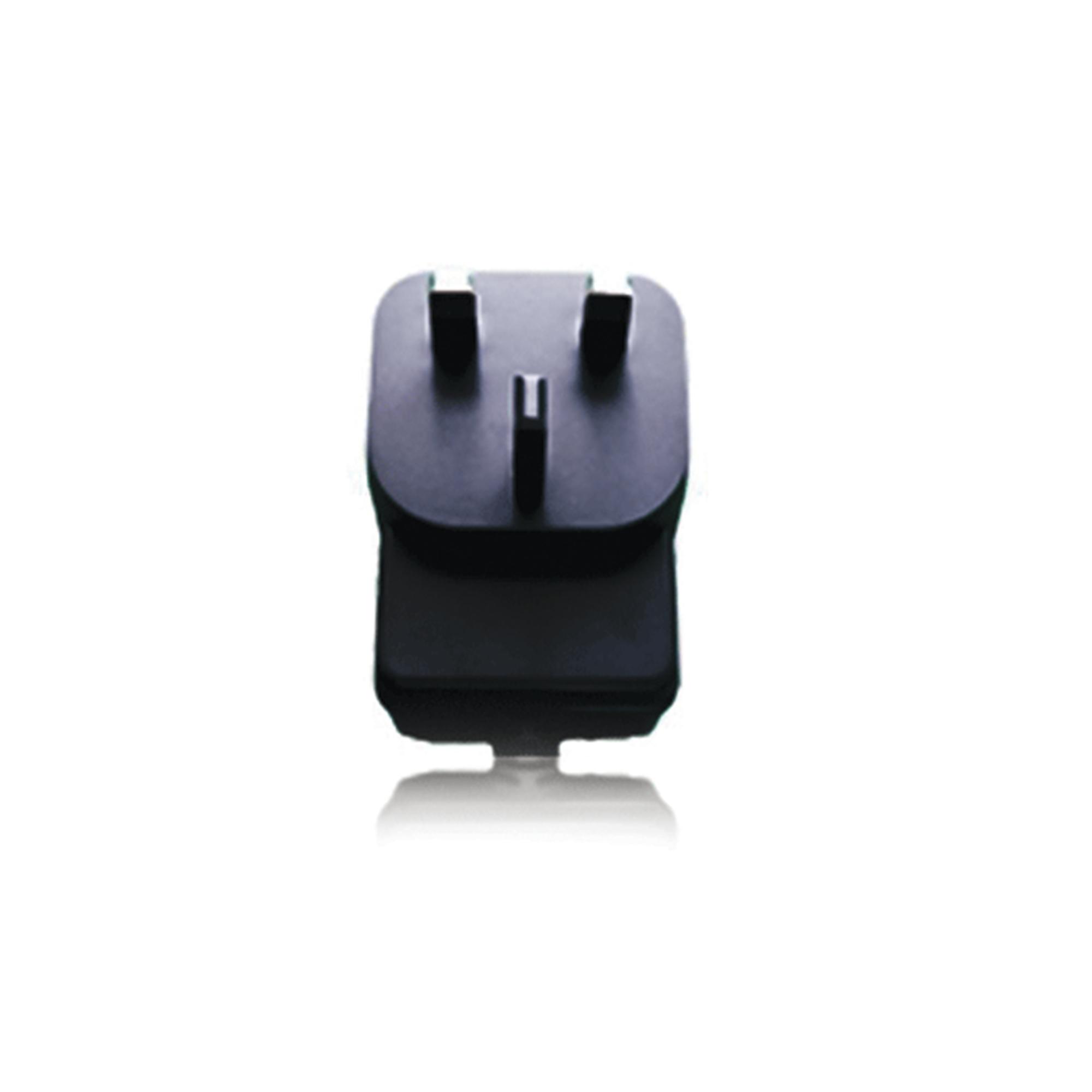 Adaptador de Pared de 12 VCD / 1 Amp / Terminal Plug 3.5 mm / Conector Europeo