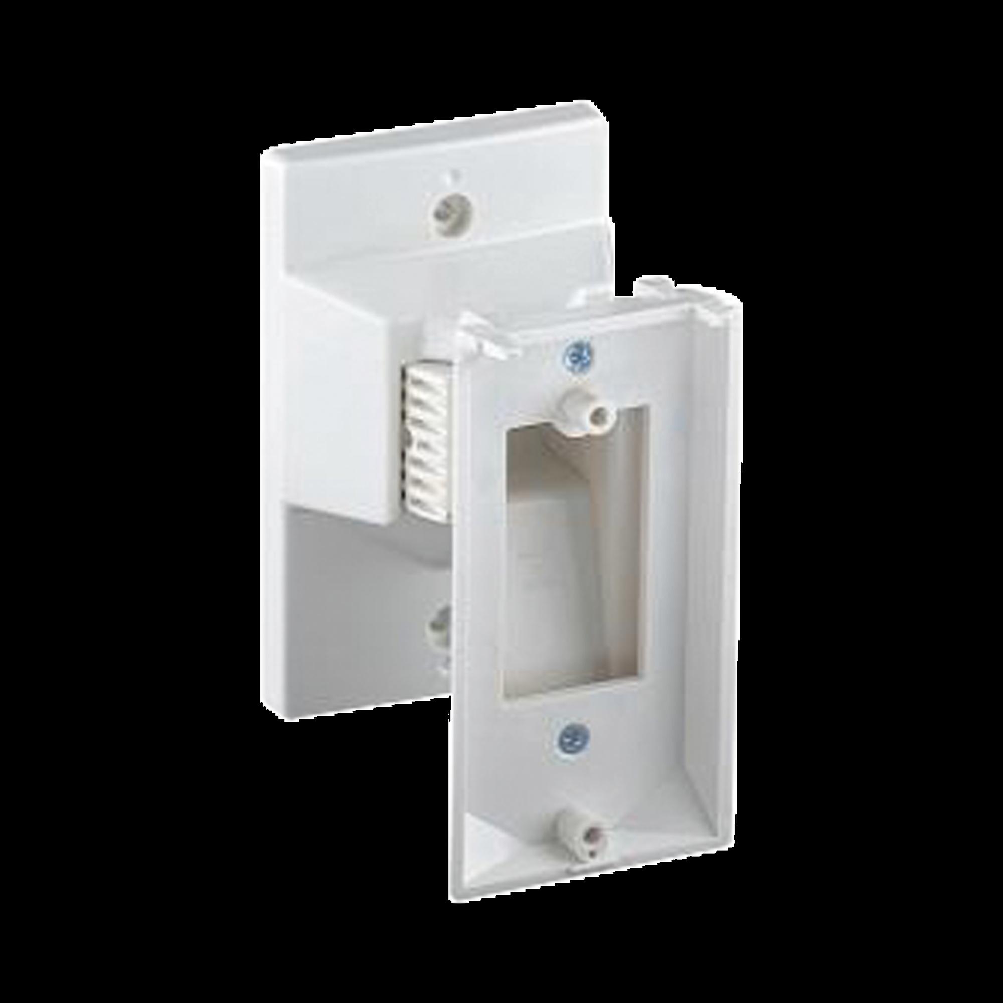 Montaje para Sensores Optex, serie LX/CX / Compatible con LX-402 / QXI Series
