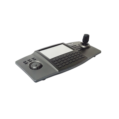 "Joystick IP con Pantalla Táctil de 7"" / Compatible con Cámaras IP / PTZ IP / DVRs / NVRs / Soporta epcom, HiLook y HIKVISION"
