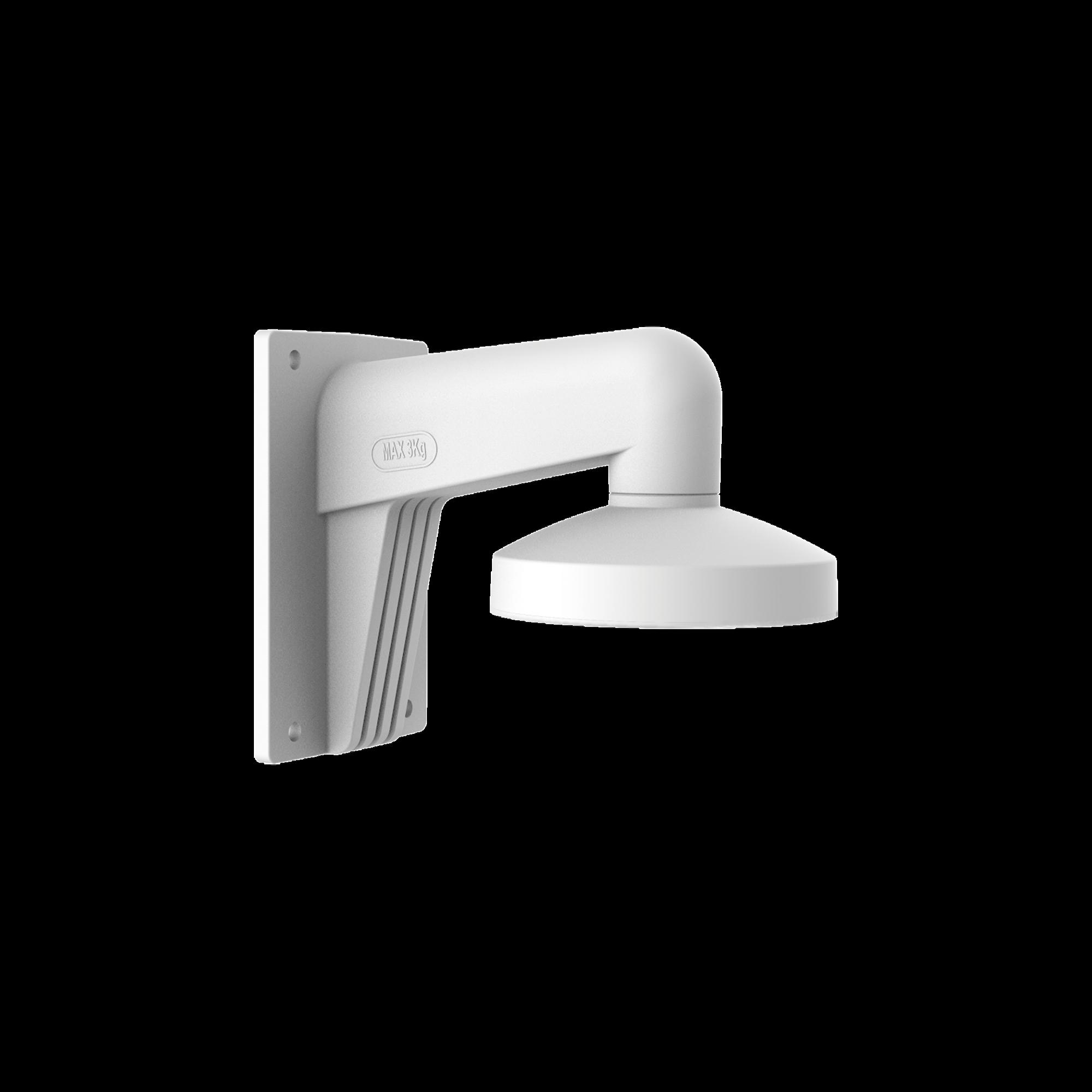 Montaje de Pared para Domos TURBOHD 4K / Uso en Exterior / Fabricados en Aluminio