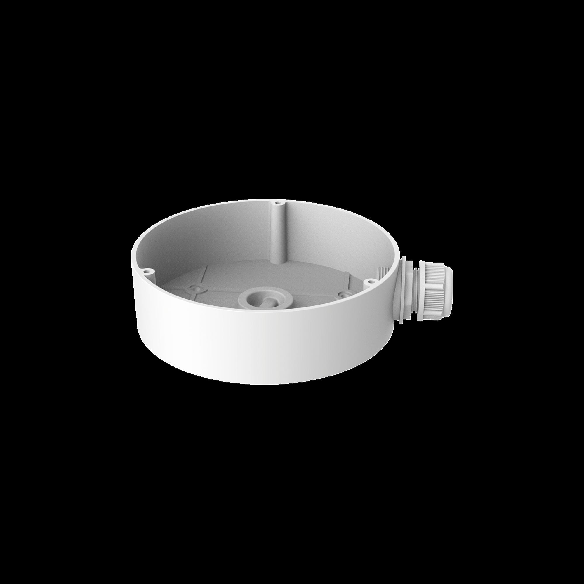 Caja de Conexion para Domos TURBOHD 4K / Uso en Exterior / Fabricado en Aluminio