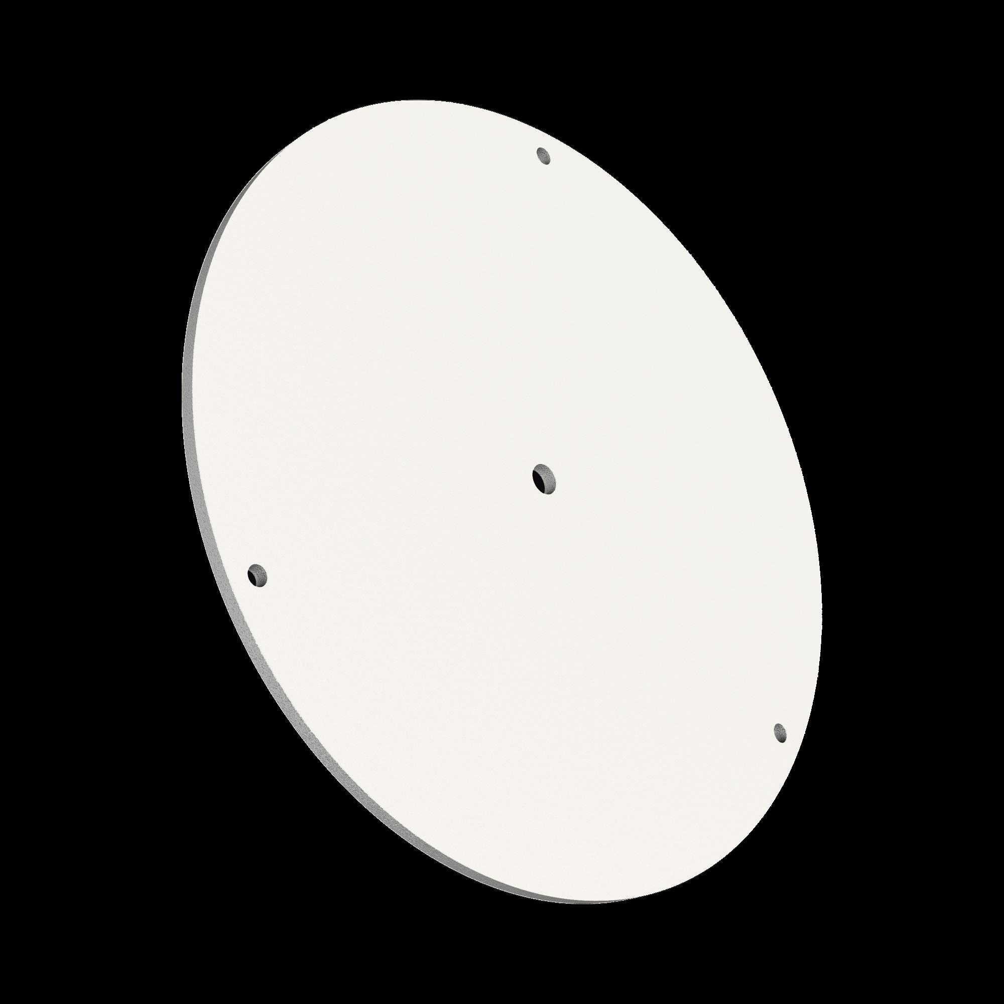 Adaptador para Tripie para Cámaras Turret Térmicas Hikvision