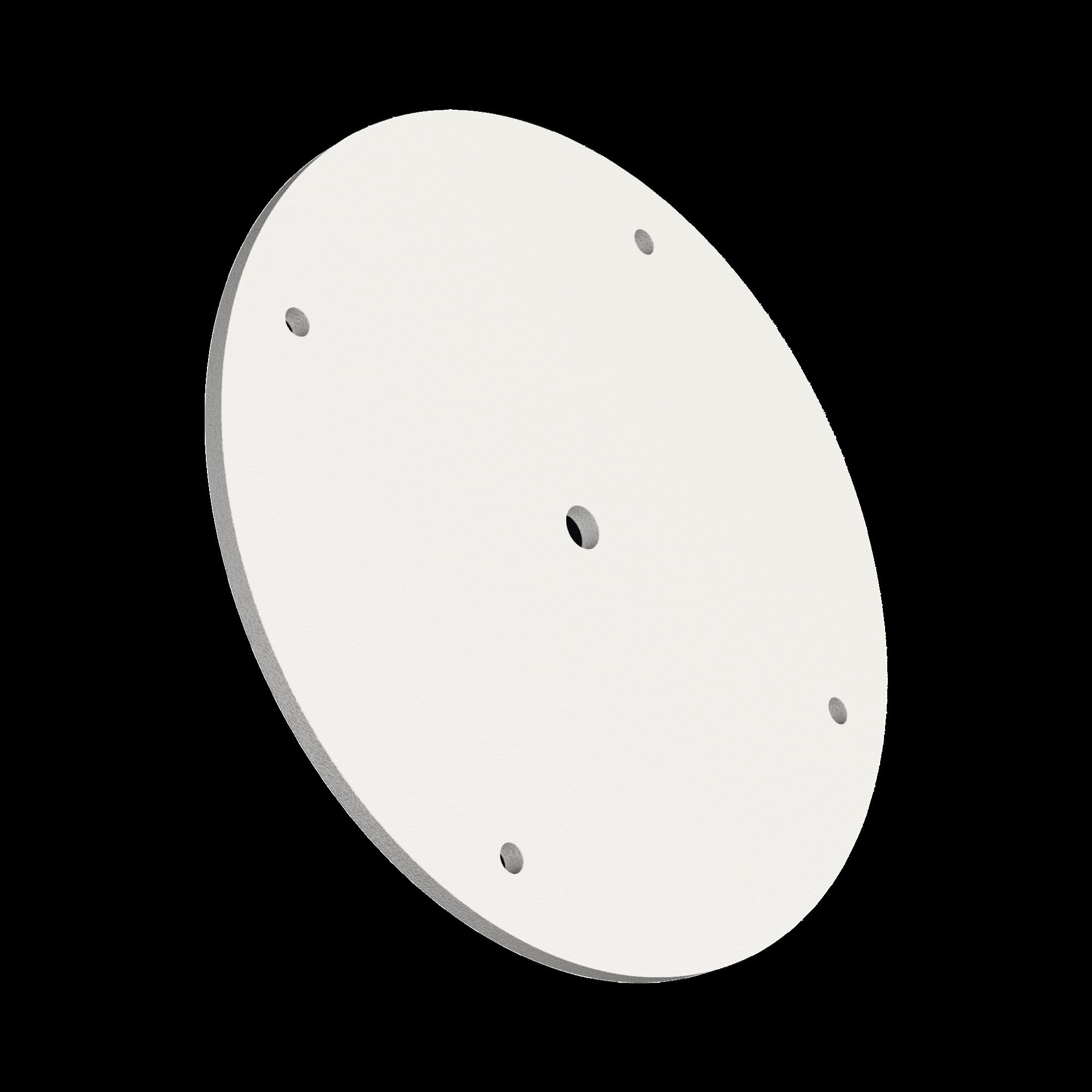 Adaptador para Tripie para Cámaras Bullet Térmicas Hikvision