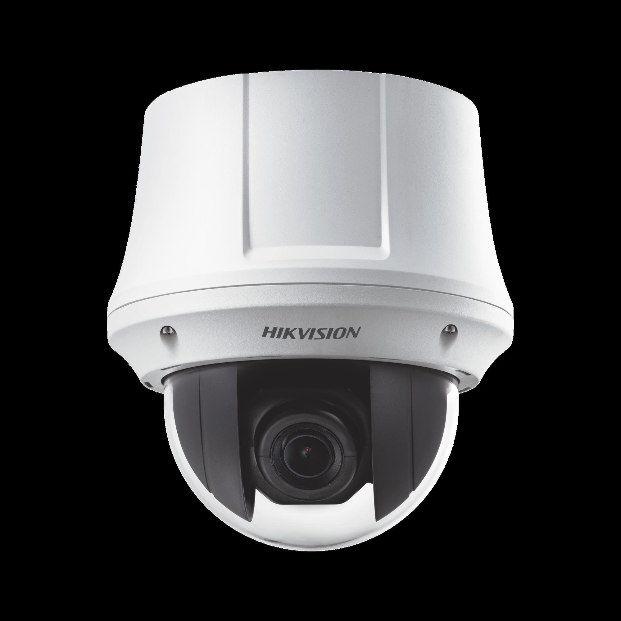 Domo PTZ TURBOHD 2 Megapixel / 15X Zoom / Uso en Plafon / Interior / RS-485 / WDR 120 dB / Ultra Baja Iluminación