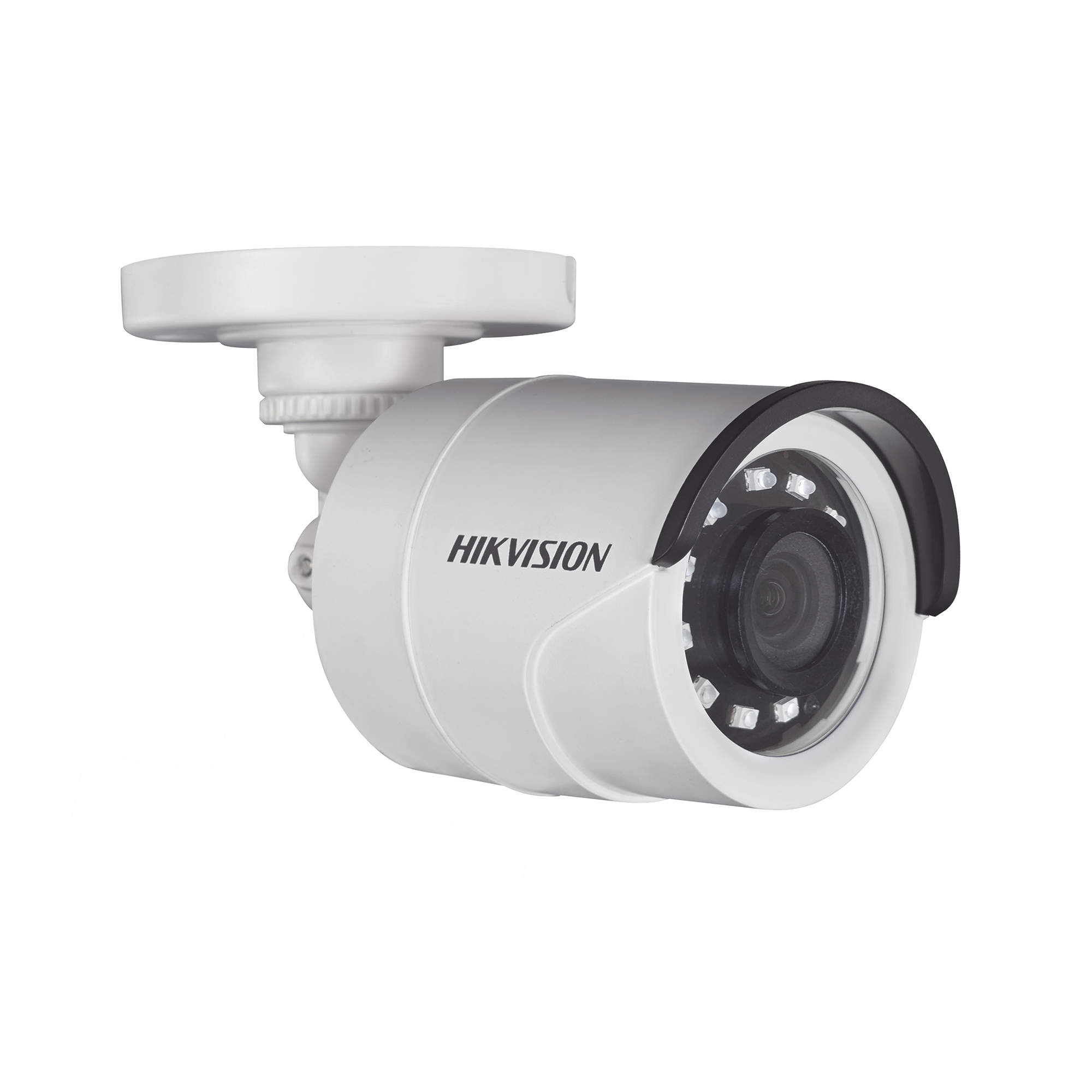 Bala TURBO 1080p / Gran Angular 106? / Lente 2.8 mm / 20 mts Smart IR / Exterior IP66 / 4 Tecnologías (TVI / AHD / CVI / CVBS)