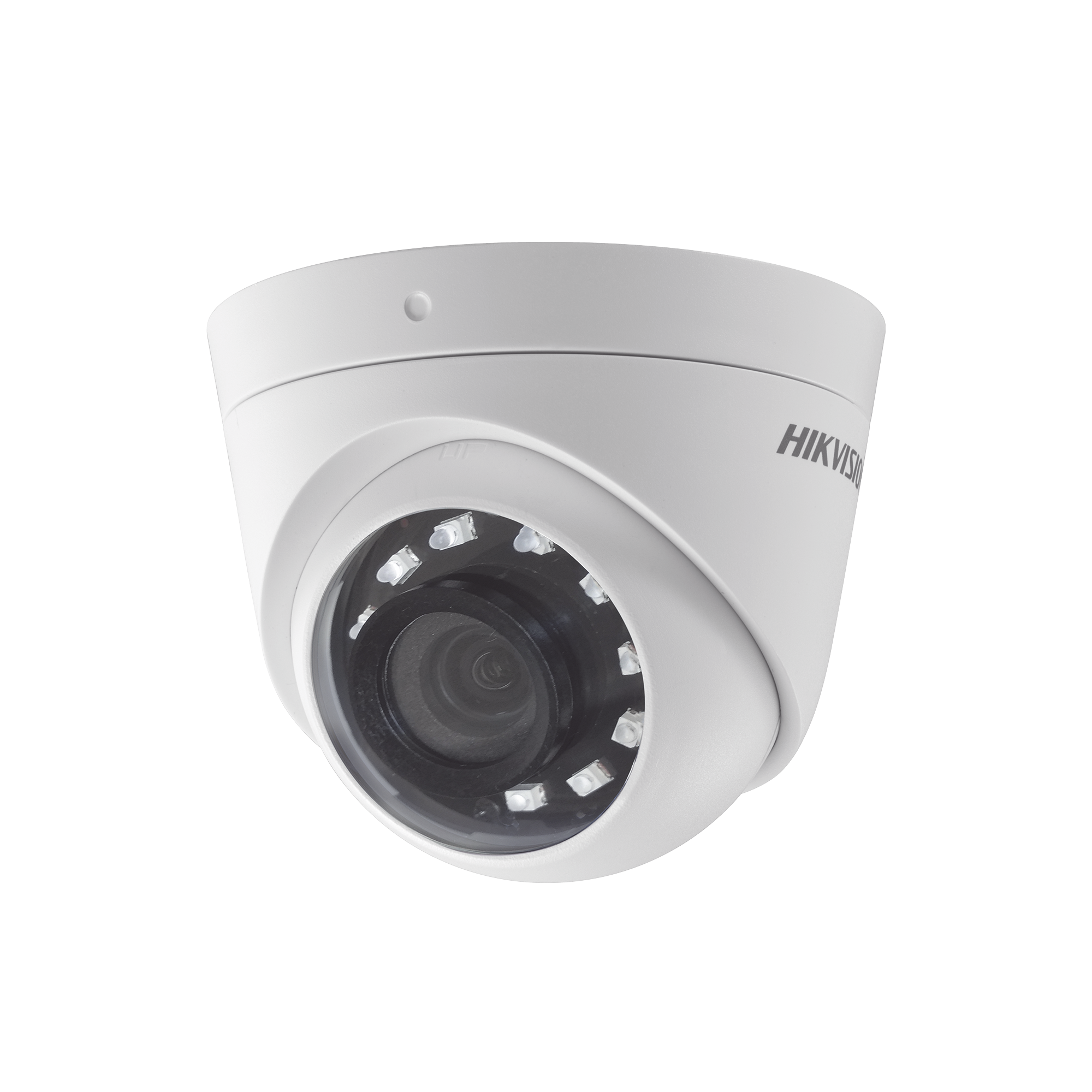 Domo TURBO 1080p / Gran Angular 106? / Lente 2.8 mm / 20 mts Smart IR / Exterior IP66 / 4 Tecnologías (TVI / AHD / CVI / CVBS)