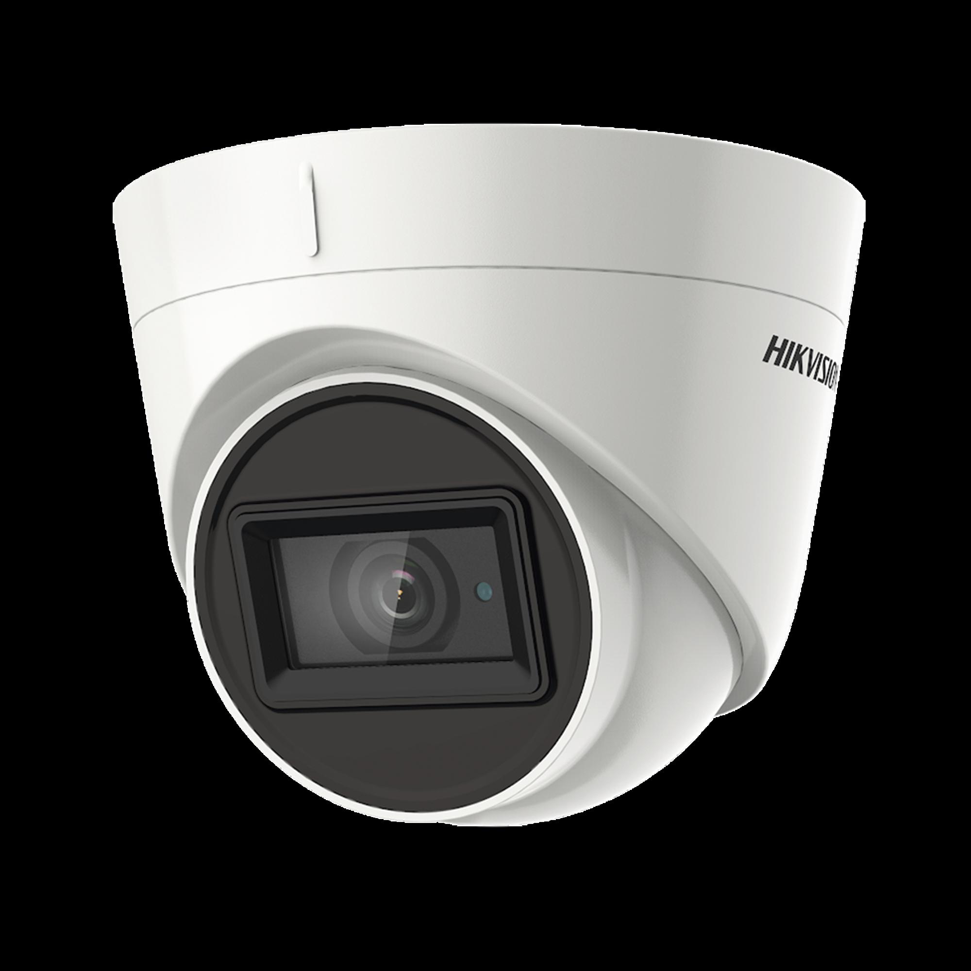 Eyeball TURBOHD 4K (8Megapixeles) / Gran Angular 102? / Lente 2.8 mm / Exterior IP67 / IR EXIR de 60 mts / TVI-AHD-CVI-CVBS / dWDR