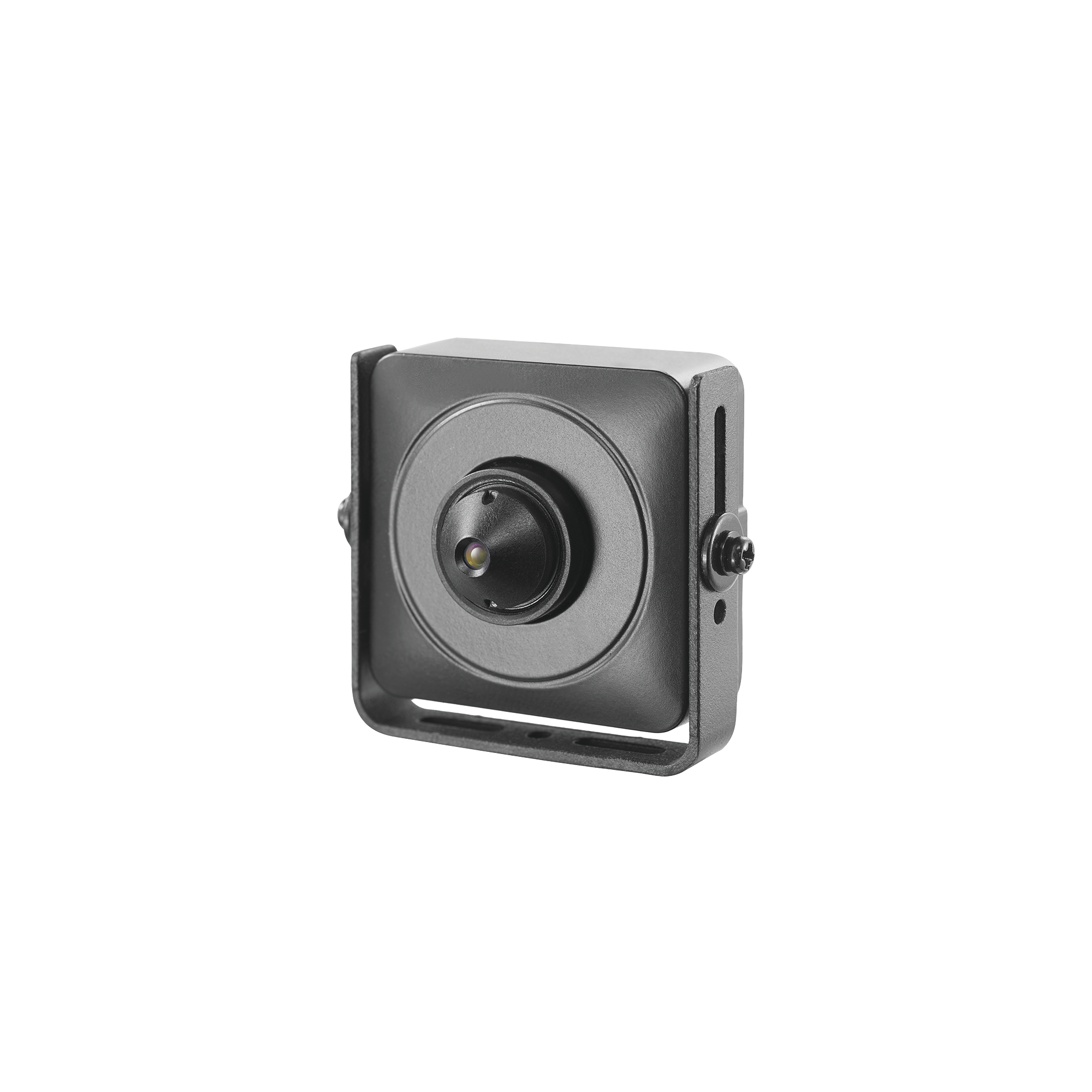 Cámara Pinhole / 1080p TURBOHD / WDR / Discreta / Lente 3.7 mm / Interior / Ultra Baja Iluminación / Salida Analógica