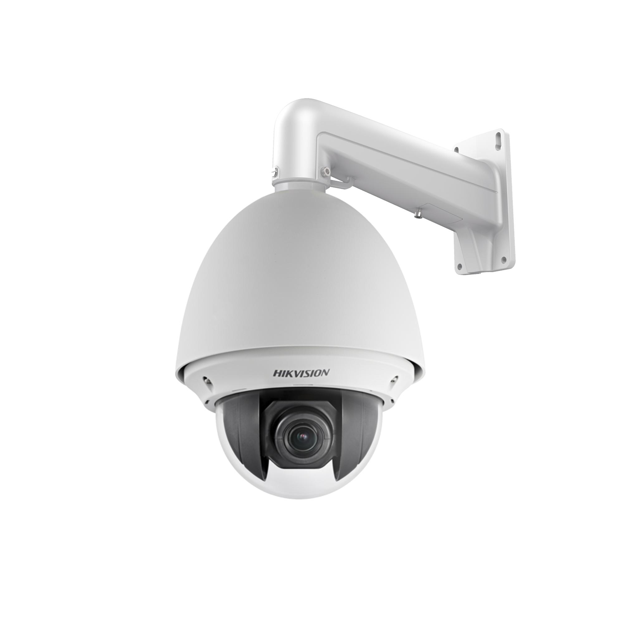 Domo IP PTZ 2 Megapixel / 25X Zoom / H.265+ / PoE+/ Dia-Noche ICR Real / WDR 120 dB / IP66 / HLC / Defog / EIS / Ultra Baja Iluminación