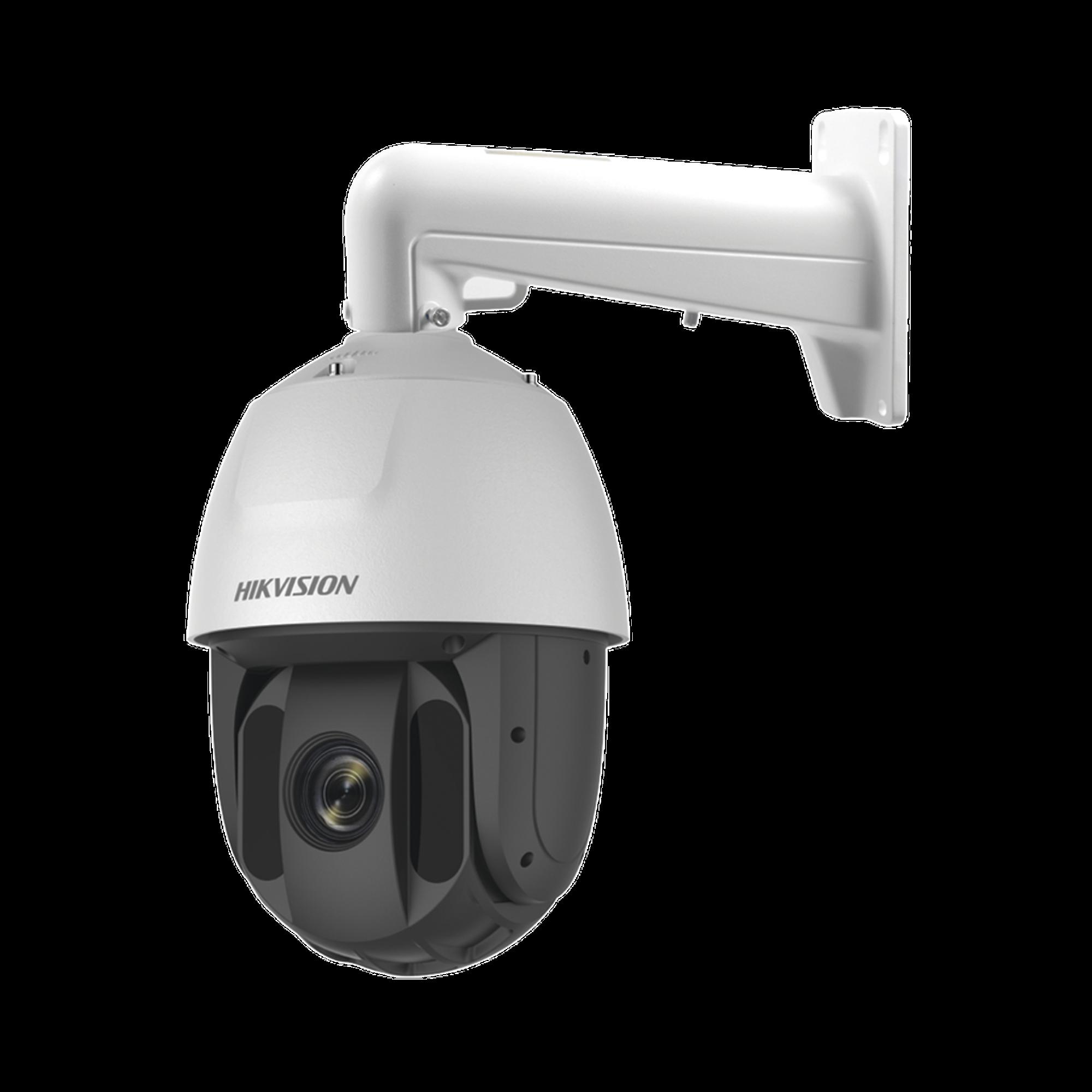 PTZ IP 2 Megapixel / 25X Zoom / 150 mts IR / Exterior IP66 / WDR 120 dB / Hi-PoE / Ultra Baja Iluminación / Entrada y Salida de Audio y Alarma