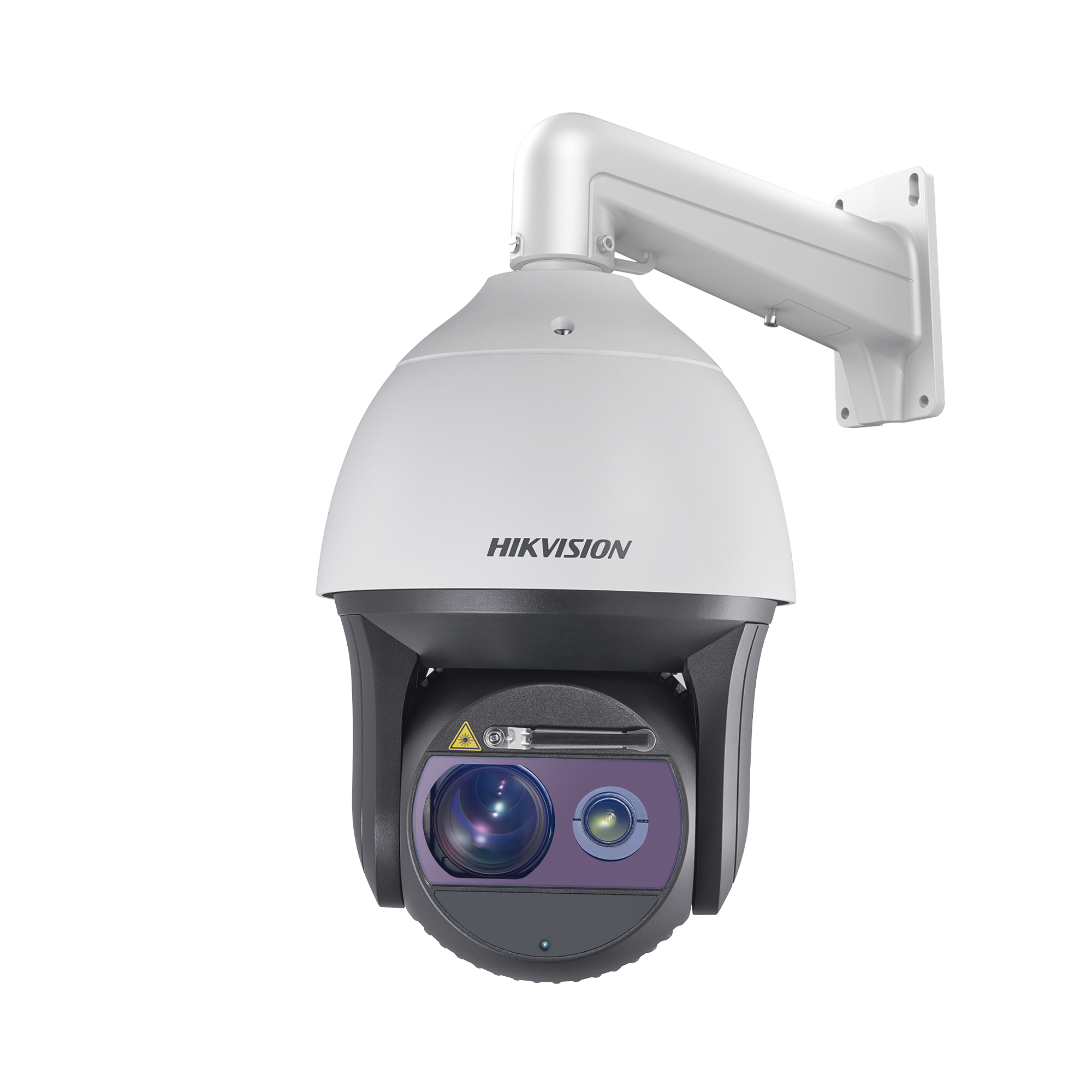 PTZ IP 4 Megapixel / 36X Zoom / 500 mts IR Laser / AutoSeguimiento 2.0 / WDR 140 dB / EIS / Exterior IP67 / Rapid Focus / Wiper / Hi-PoE