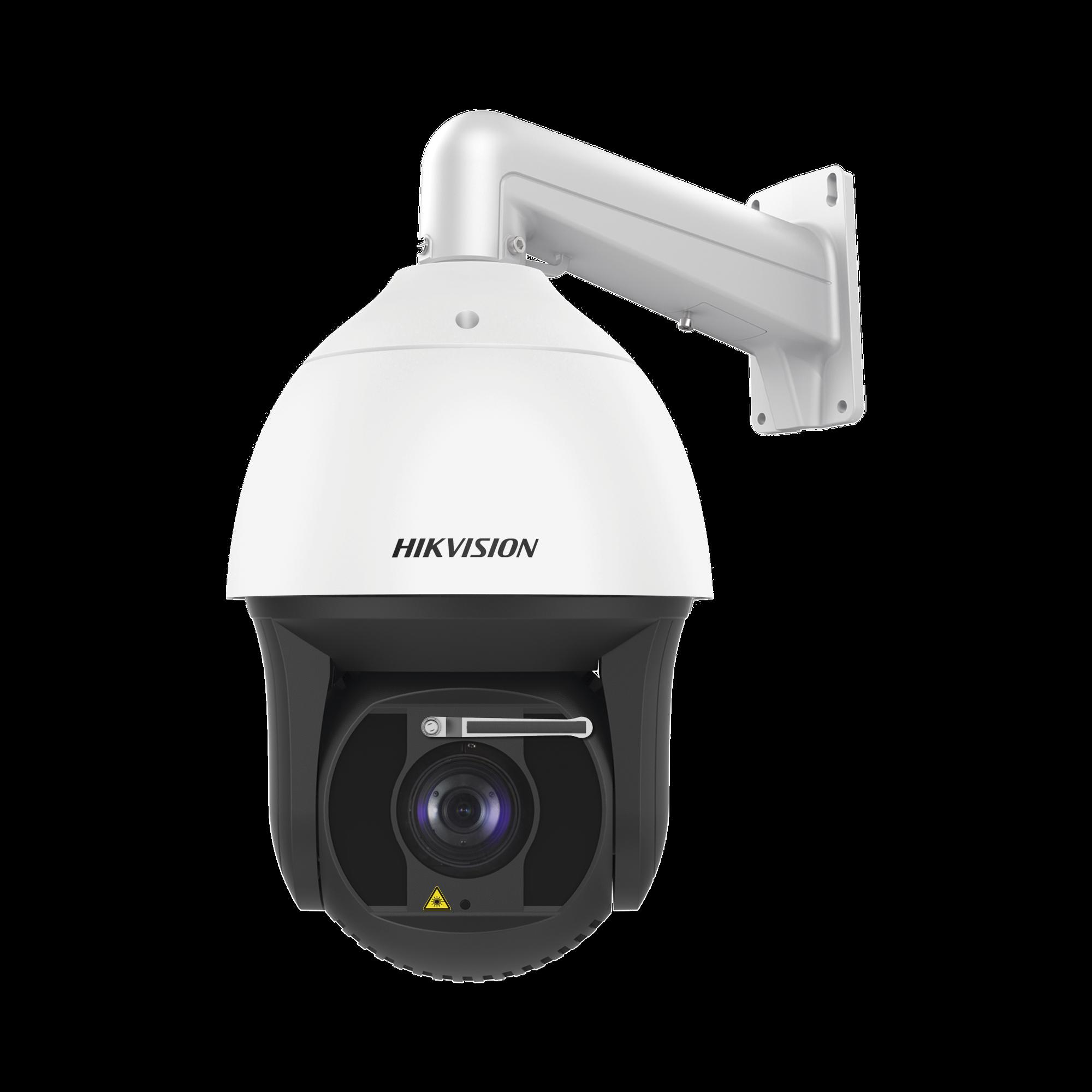 PTZ IP 4 Megapixel / 36X Zoom / 500 mts IR / AutoSeguimiento 2.0 / WDR 140 dB / Hi-PoE / EIS / Captura de Rostros / Exterior IP67 / Rapid Focus